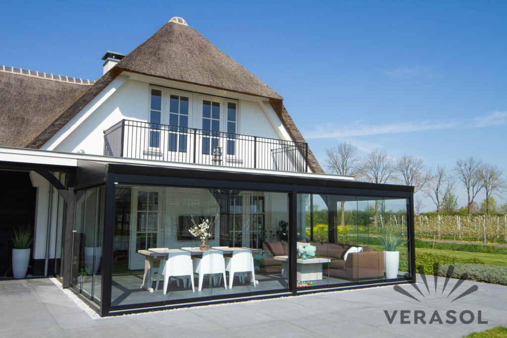 Terrassendach von Verasol